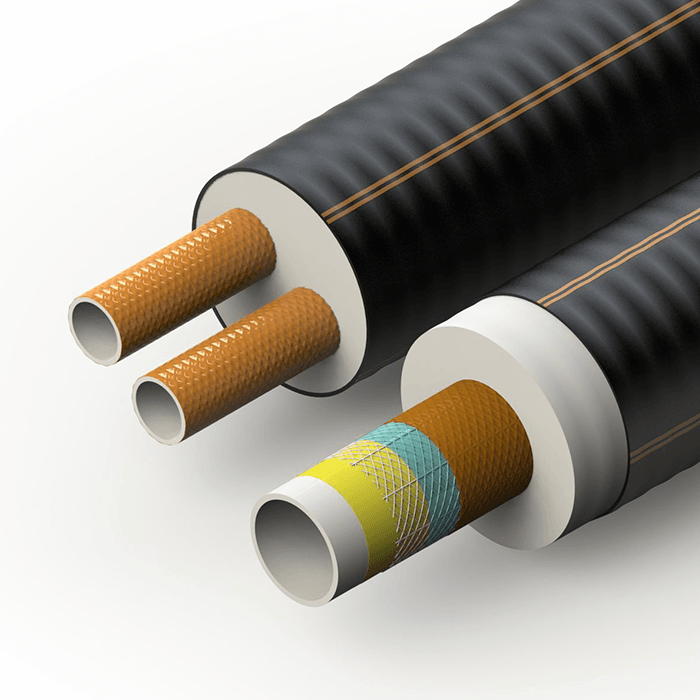 ingoonic fibre flex pipe